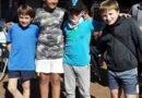 Menores lobenses en el Abierto de Luján